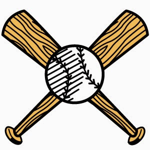 Baseball Bat Clip Art