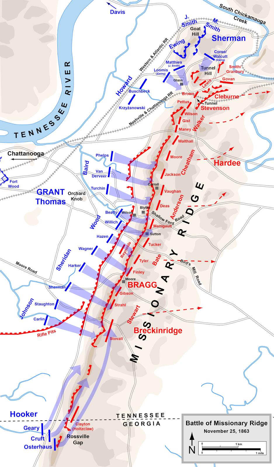 source civil war maps by hal jesperson
