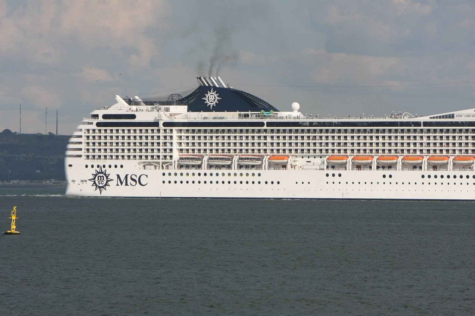 Ships Photo Gallery Msc Orchestra Msc Cruises