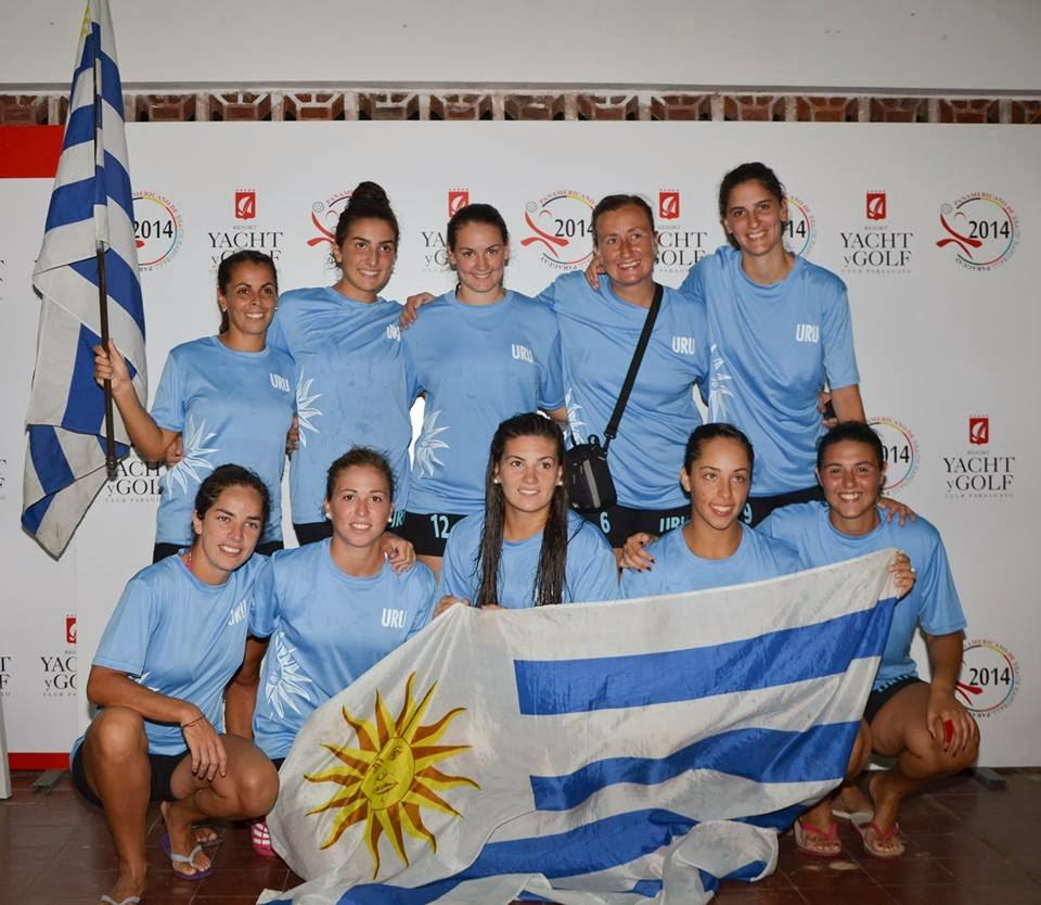 Uruguay también clasifica al Mundial de Beach en Femenino | Mundo Handball