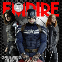 Empire despide 2013 con fotos de X-Men, Spider-Man y El Capitán América