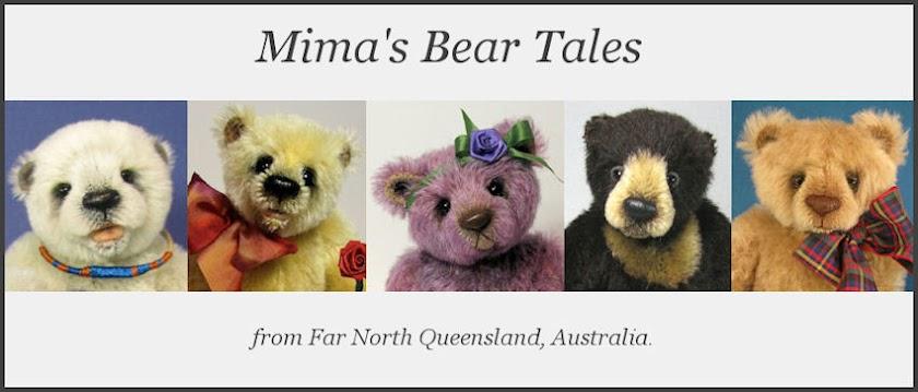 Mima's Bear Tales