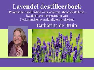 Lavendel destilleerboek
