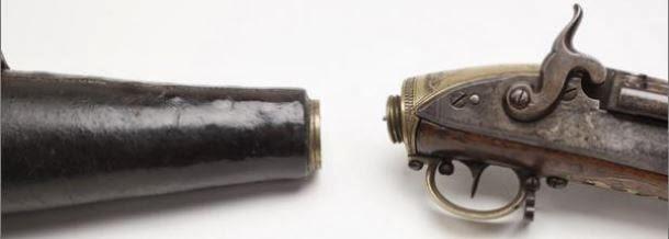 Resultado de imagen de rifle de aire girandoni