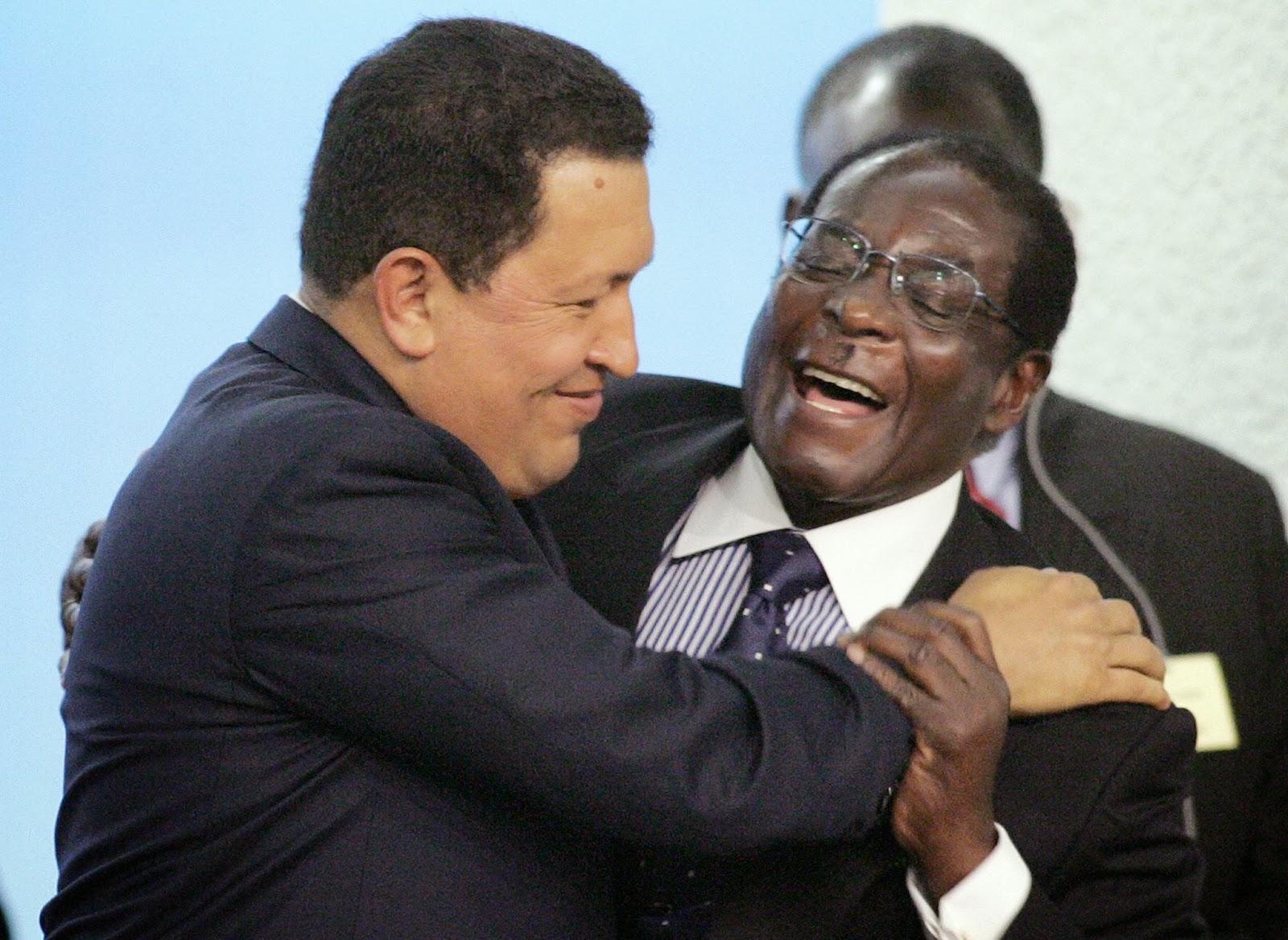 """Résultat de recherche d'images pour """"Hugo Chavez africa"""""""