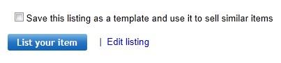 eBay網路外銷Listing編輯