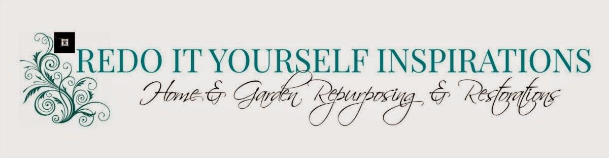 Redo It Yourself Inspirations