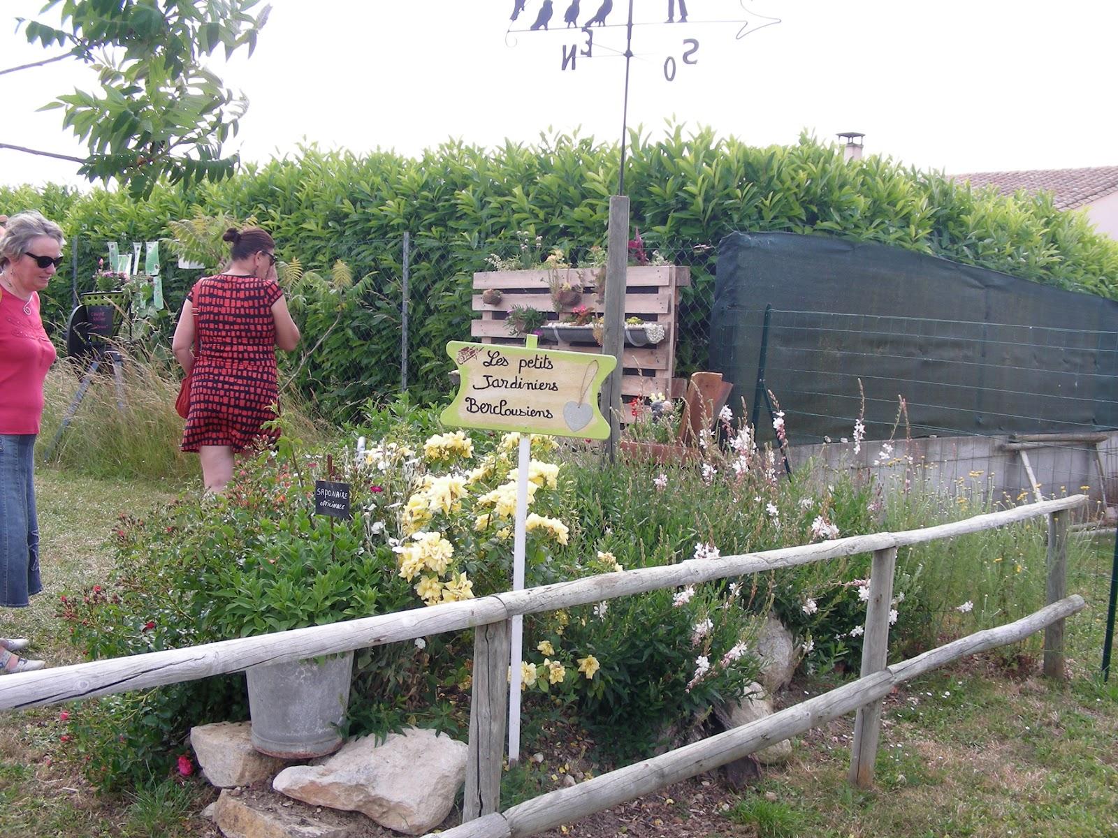 Commune de bercloux rendez vous au jardin for Rendez vous au jardin 2015 yonne