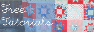 Click for Free Quilting Tutorials