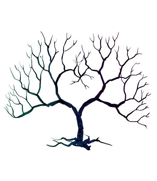 Dibujo arbol ramas imagui - Ramas de arboles ...