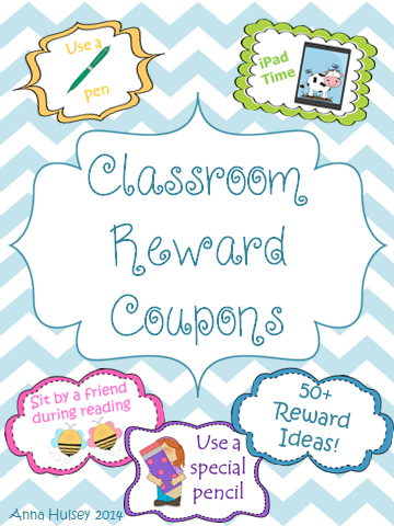 http://www.teacherspayteachers.com/Product/Reward-Coupons-50-Colorful-Exciting-Rewards-for-Students-1104009