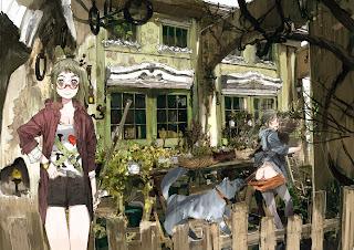 Dog Girls Anime HD Wallpaper Desktop PC Background 1842