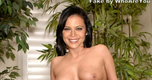 Catherine bell no panties came