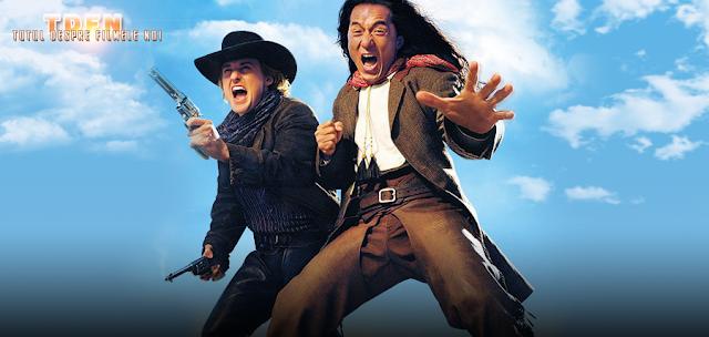 Jackie Chan şi Owen Wilson vor reveni la rolurile Roy O'Bannon şi Chon Wang în continuarea Shanghai Dawn