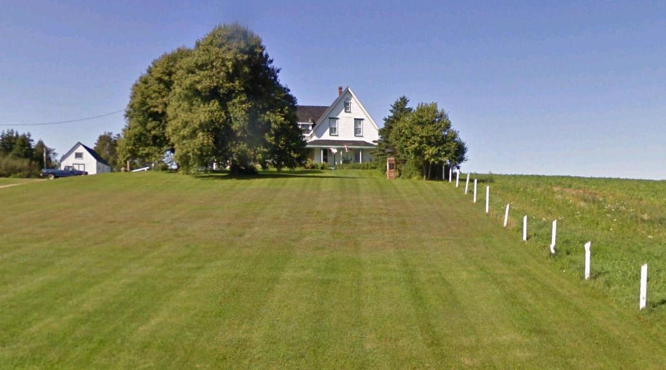 P e i heritage buildings sen donald montgomery 1878 for Montgomery house