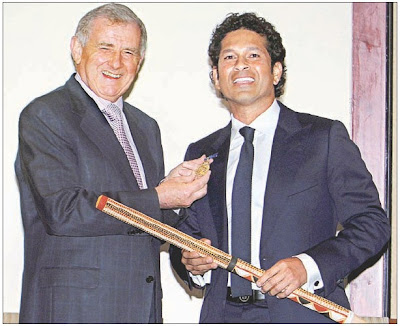 Order of Australia awarded to Sachin Ramesh Tendulkar Latest News Images Videos Cricket God