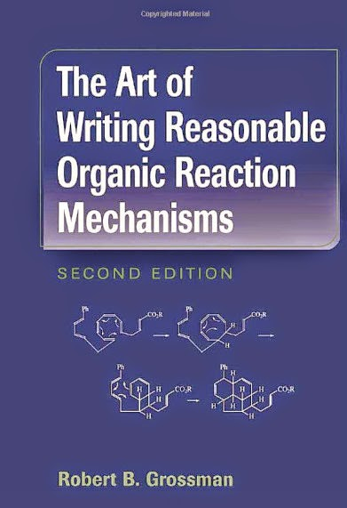 The Art of Writing Reasonable Organic Reaction Mechanisms-Free chemistry book