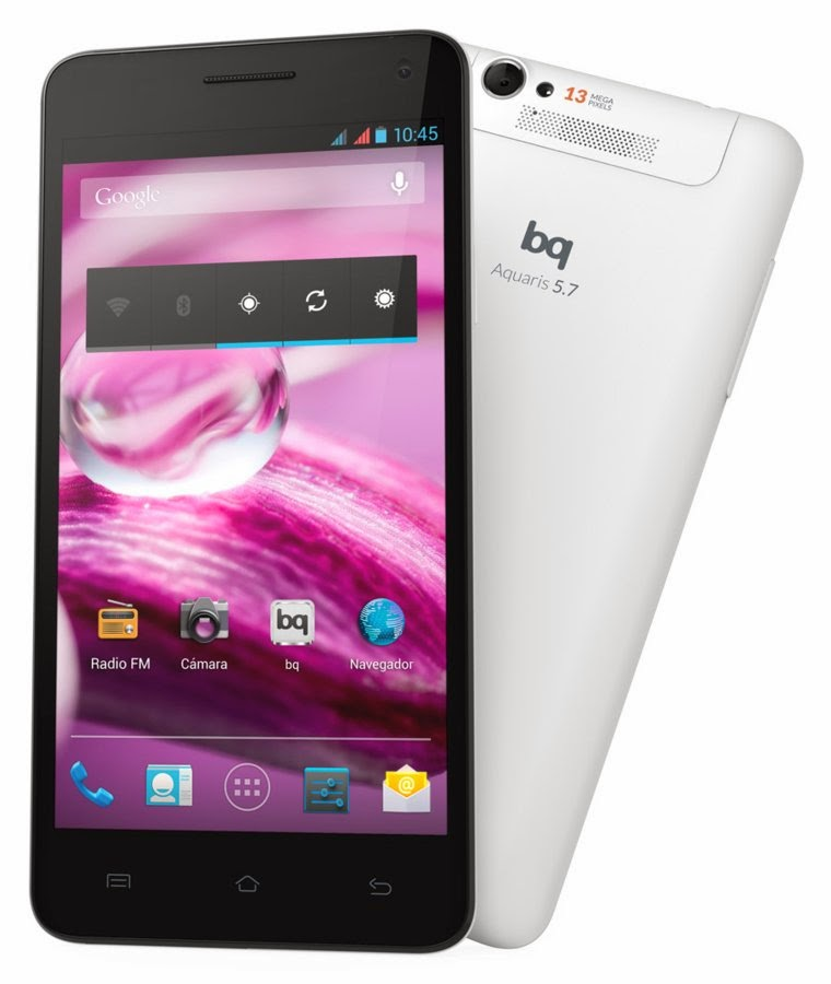 bq aquaris 5.7 alternativas - comprar moviles chinos baratos android