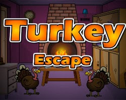 Juegos de Escape Turkey Escape