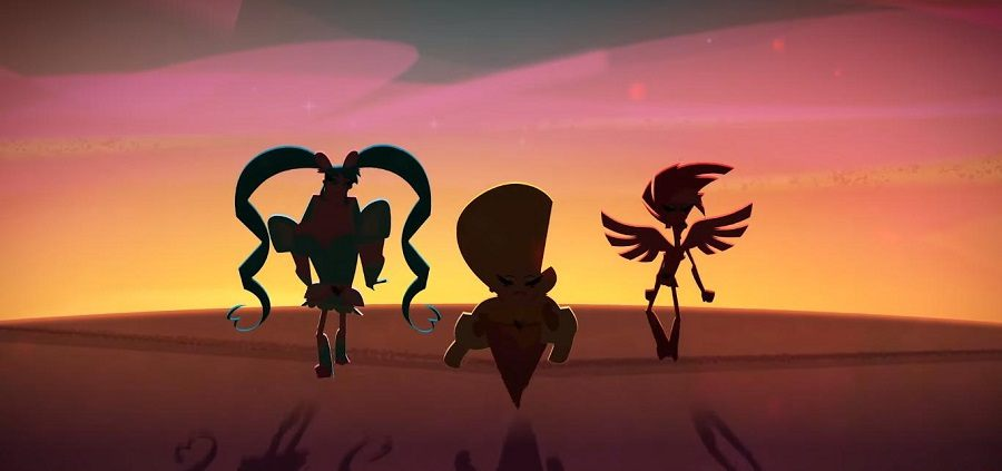 Super Drags - 1ª Temporada 2018 Desenho 1080p 720p HD WEB-DL completo Torrent
