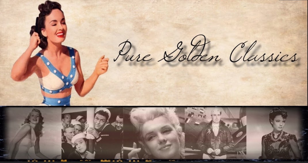 Pure Golden: A Blog for Classic Movie and TV Lovers