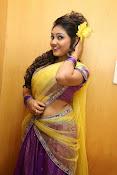Priyanka half saree photos-thumbnail-18