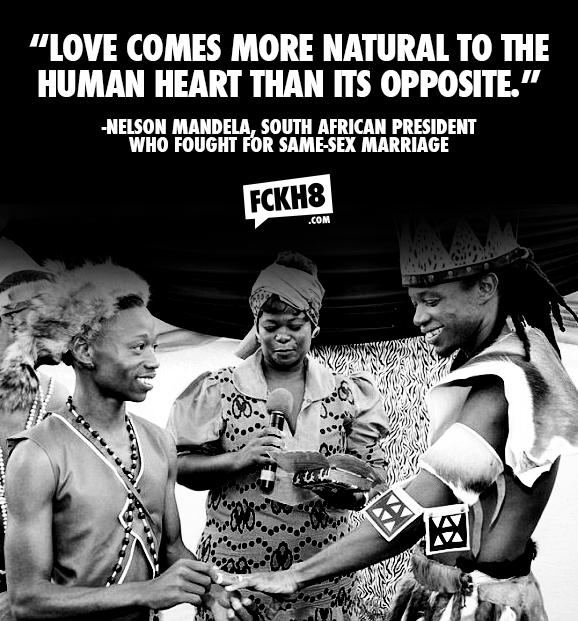 NELSON  MANDELA  FOREVER!