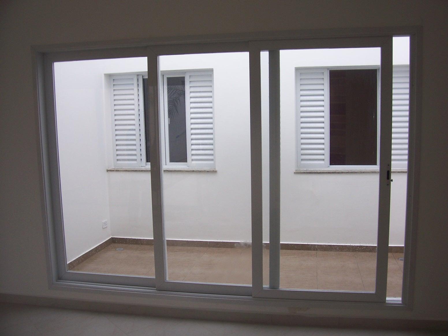 #453E3B Porta em aluminio branco 974 Porta E Janela De Aluminio Branca