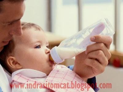 Biasakan Anak Minum Air Putih Setelah Minum Susu