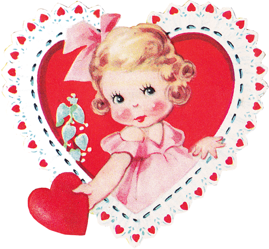 8 Absolute Old Fashioned Valentine Cards Serpden