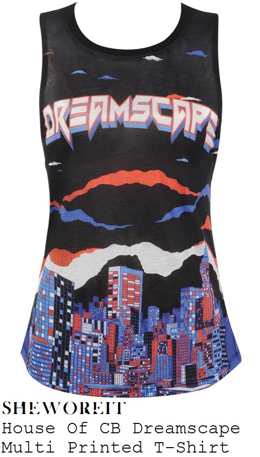 nicole-scherzinger-black-blue-red-dreamscape-graphic-print-sleeveless-t-shirt