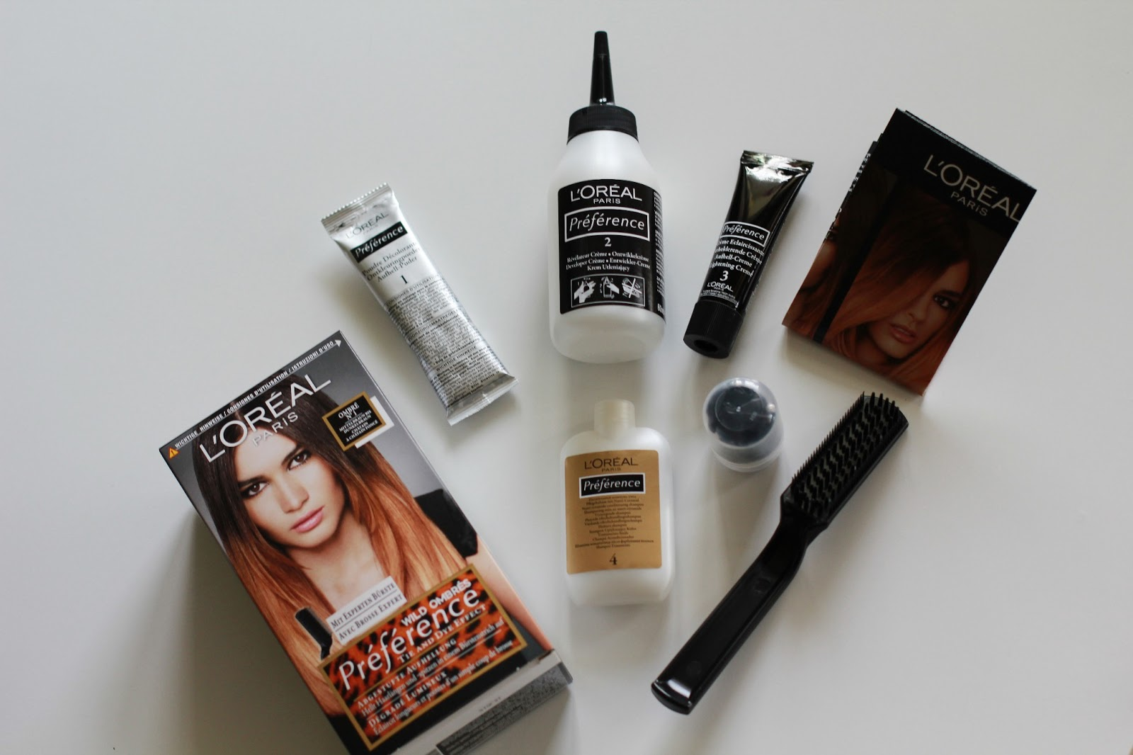 Ombr Hair At Home With Loral Styleseeking Zurich