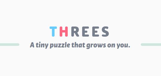 Threes Logo