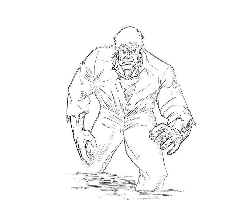 Batman Arkham City Solomon Grundy Character | Surfing