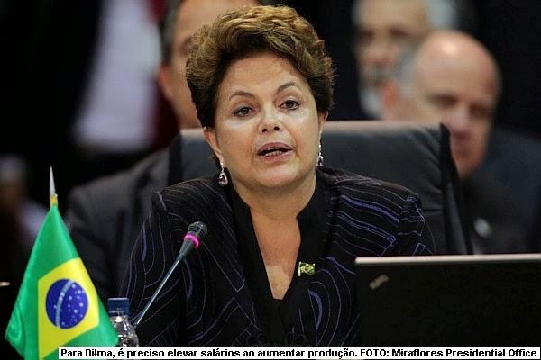 Presidente Dilma anuncia: Valor do Salário Mínimo 2014
