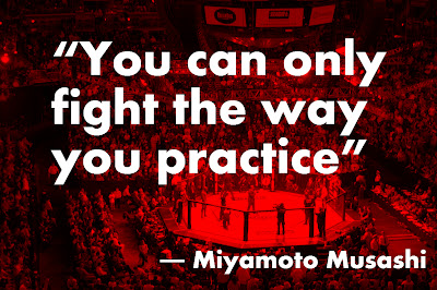 MMA, UFC & More: Miyamoto Musashi on Fighting the way you Practice