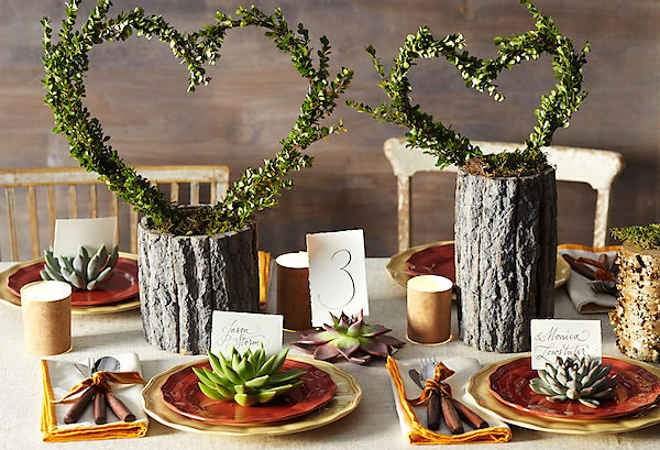 Rustic wedding centerpieces ideas unique