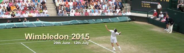 Wimbledon Facebook covers 2015