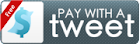 https://www.paywithatweet.com/pay/?id=8f2aeaf64b1f45359b6890192770d5d7