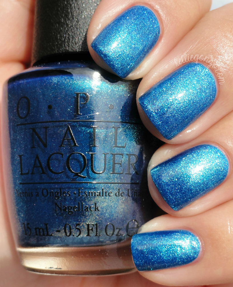 OPI The Sky's My Limit | kelliegonzo