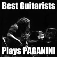 Best Guitarists plays Paganini Videos
