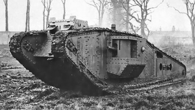 "Mark I ""Mother"" Tank"