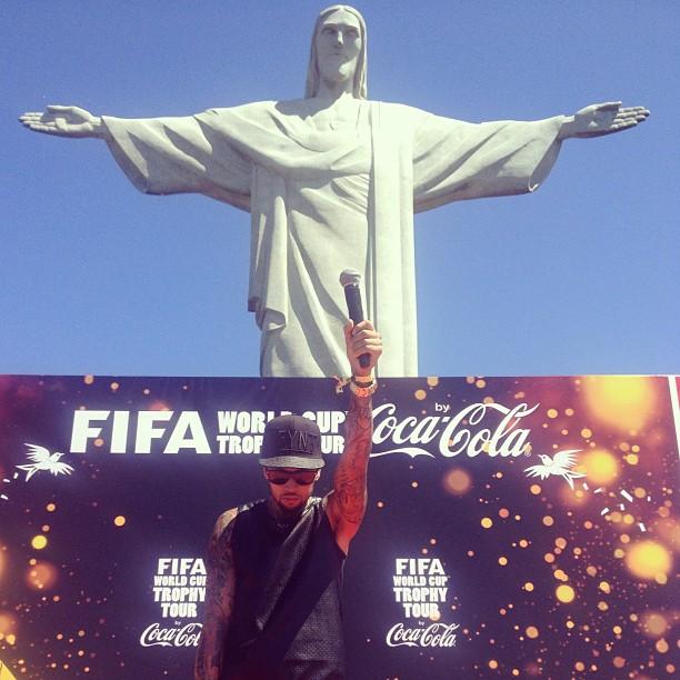 David Correy Rio 2014 World Cup