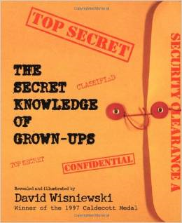 http://www.teacherspayteachers.com/Product/Secret-Knowledge-of-Grown-Ups-Twist-Your-Classroom-Rules-FREEBIE-1401440