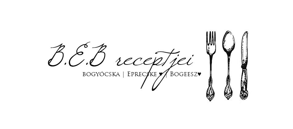 B.E.B receptjei