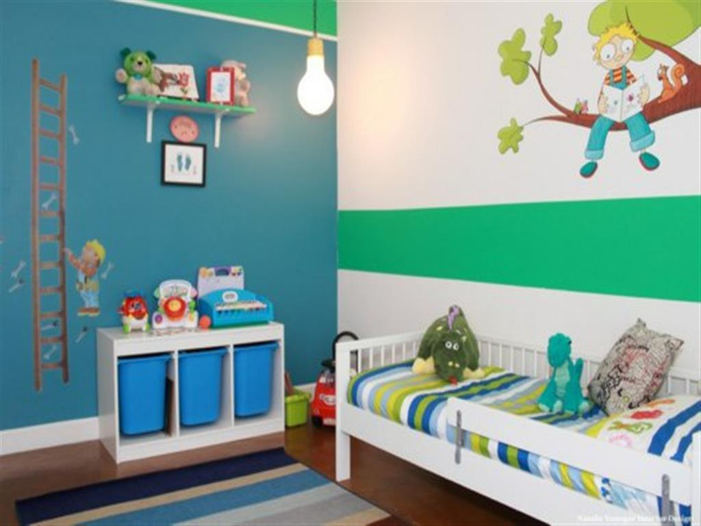 Kids bedroom furniture - Images of kiddies decorated room ...