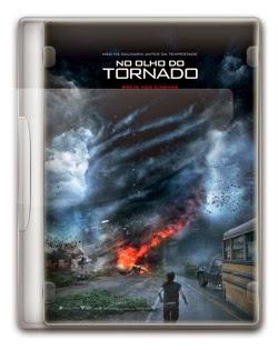 No Olho do Tornado   BDRip AVI + Dual Áudio + RMVB Dublado