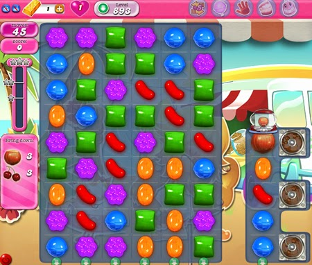 Candy Crush Saga 893