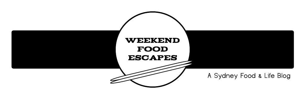 Weekend Food Escapes