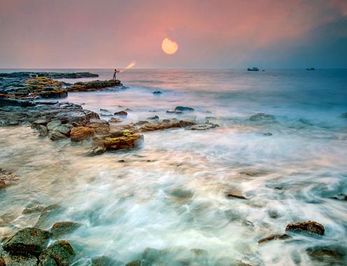 Biển Tịnh Kỳ Quảng Ngãi